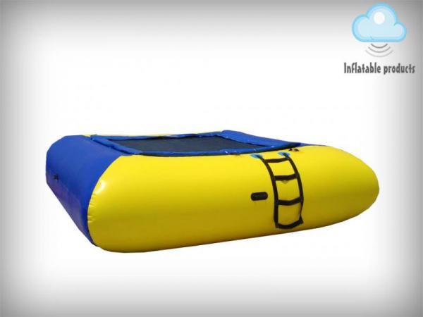 Water trampoline 4m x 4m