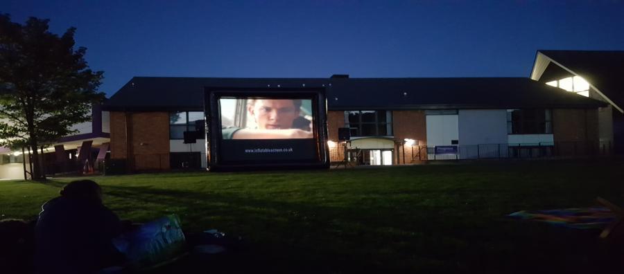 Pop Up Cinema Hire